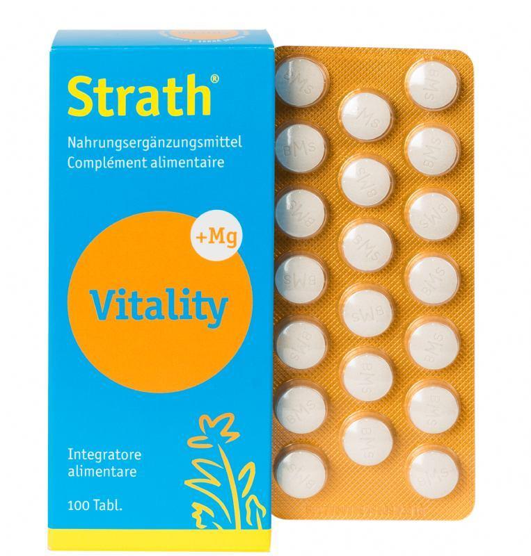 Strath Vitality + Mg