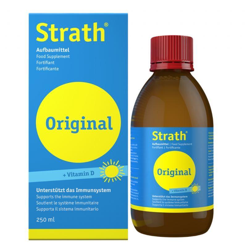 Strath sirup s vitaminom D